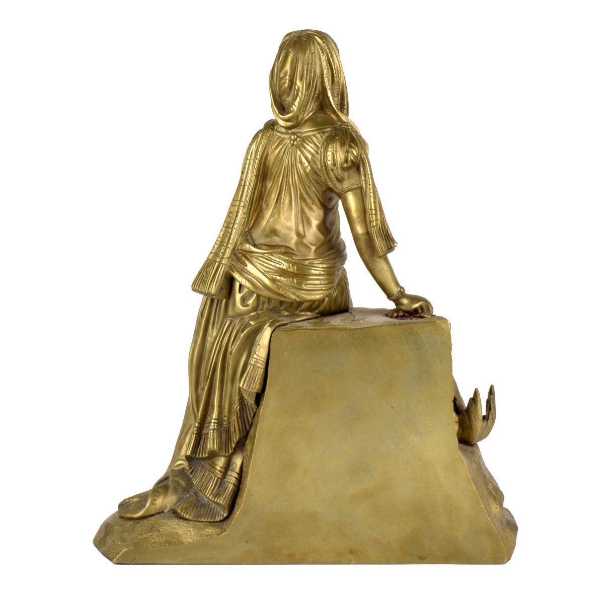 "Bronze Sculpture ""Rebecca at the Well"""