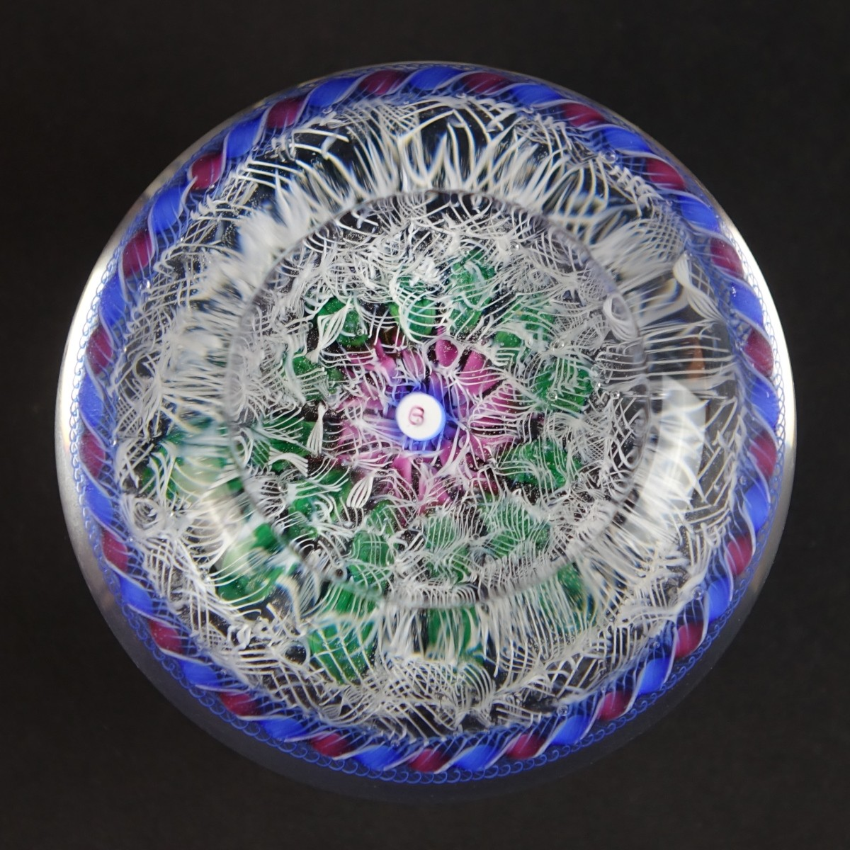 Antique Baccarat Paperweight