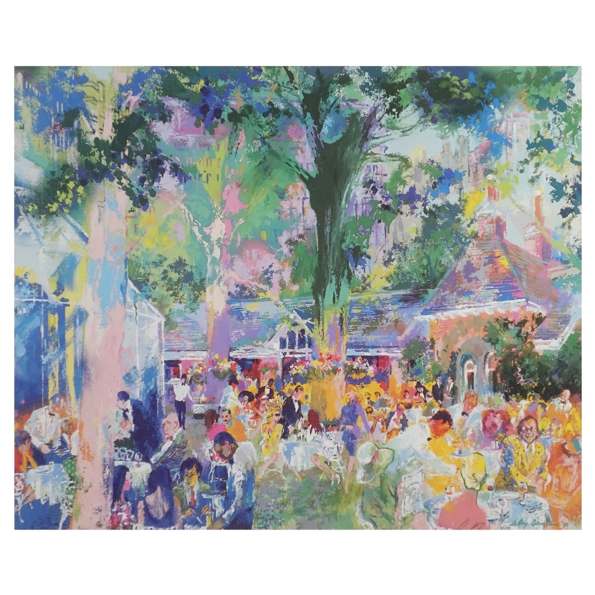 After: LeRoy Neiman, American (1921 - 2012)