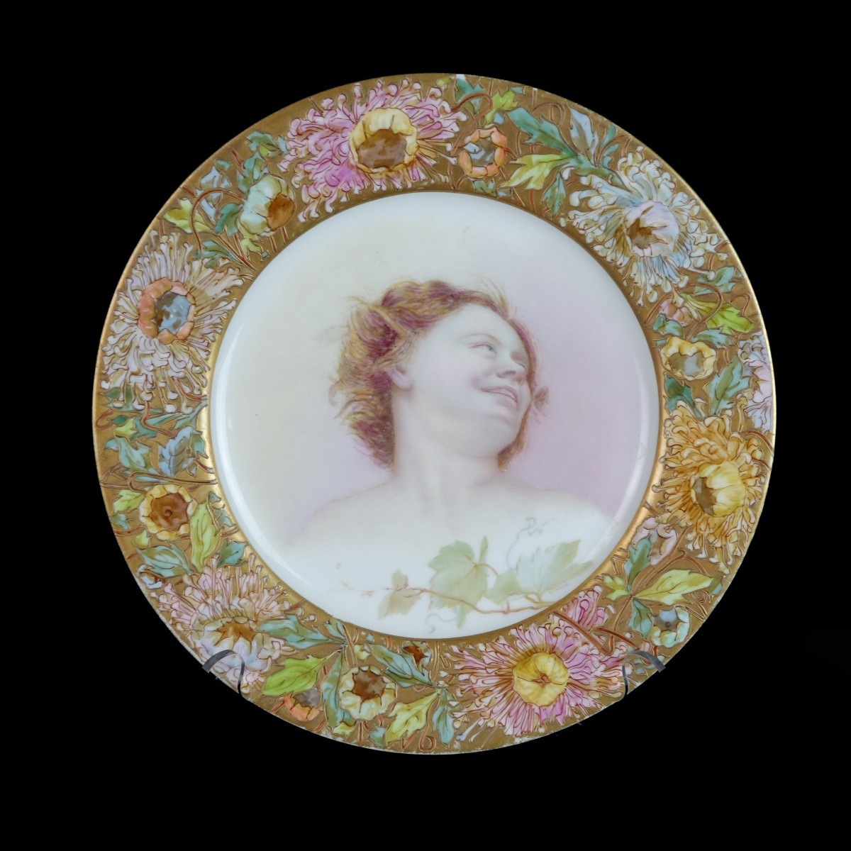 19/20th C. Sevres Cabinet Plate