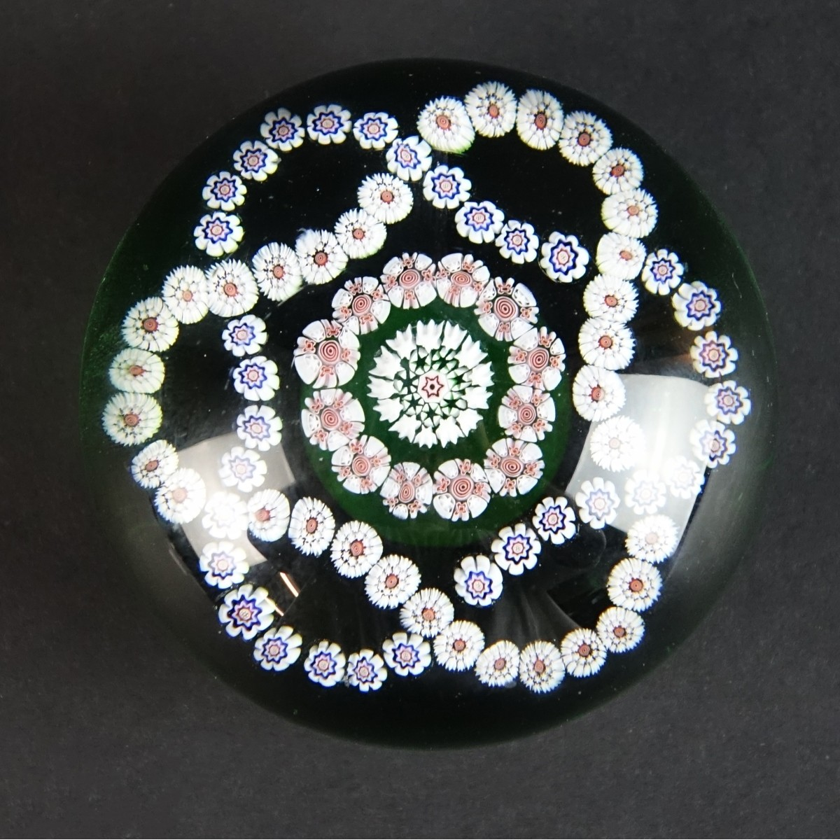 Antique Baccarat Paperweight.