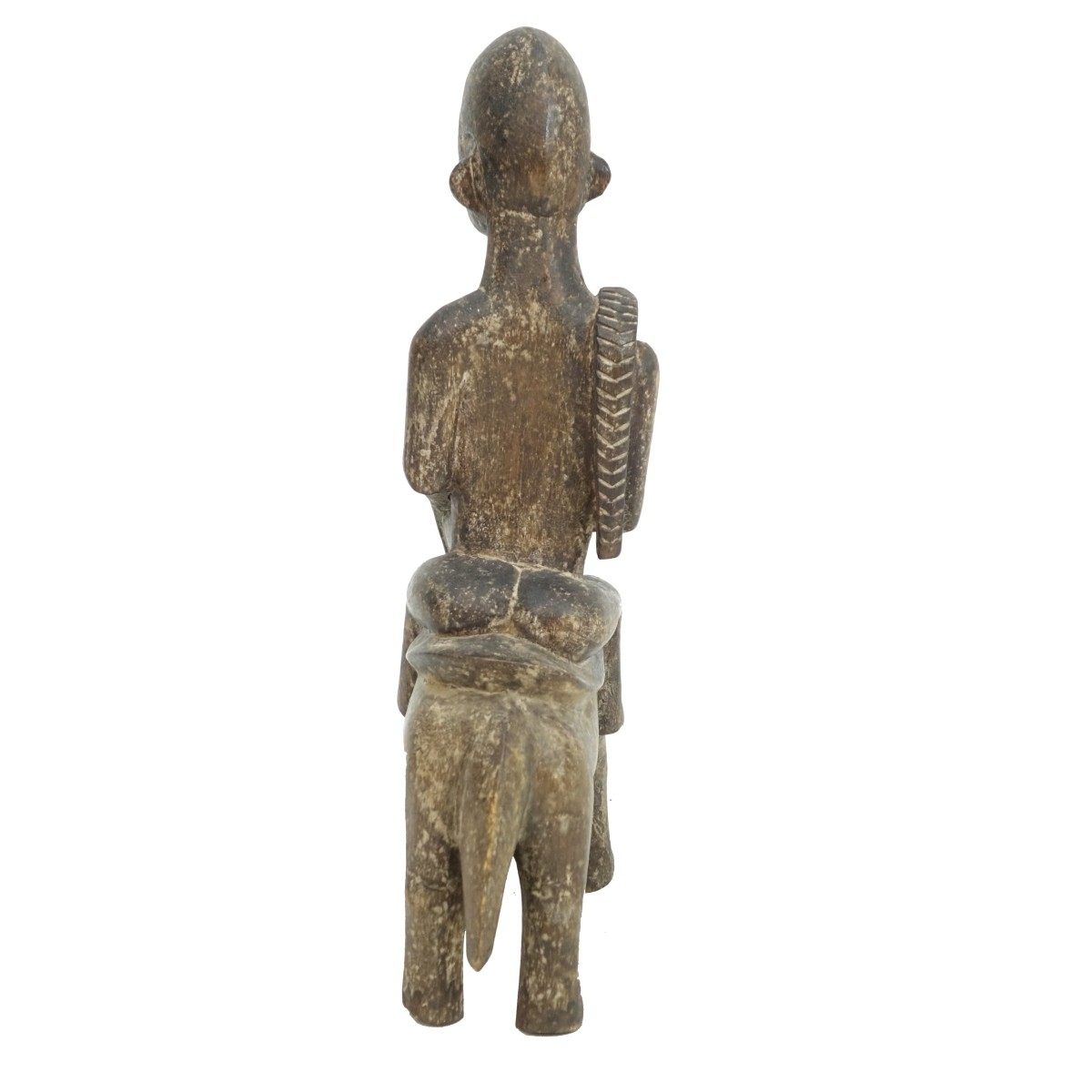 African Carved Wooden Sculpture