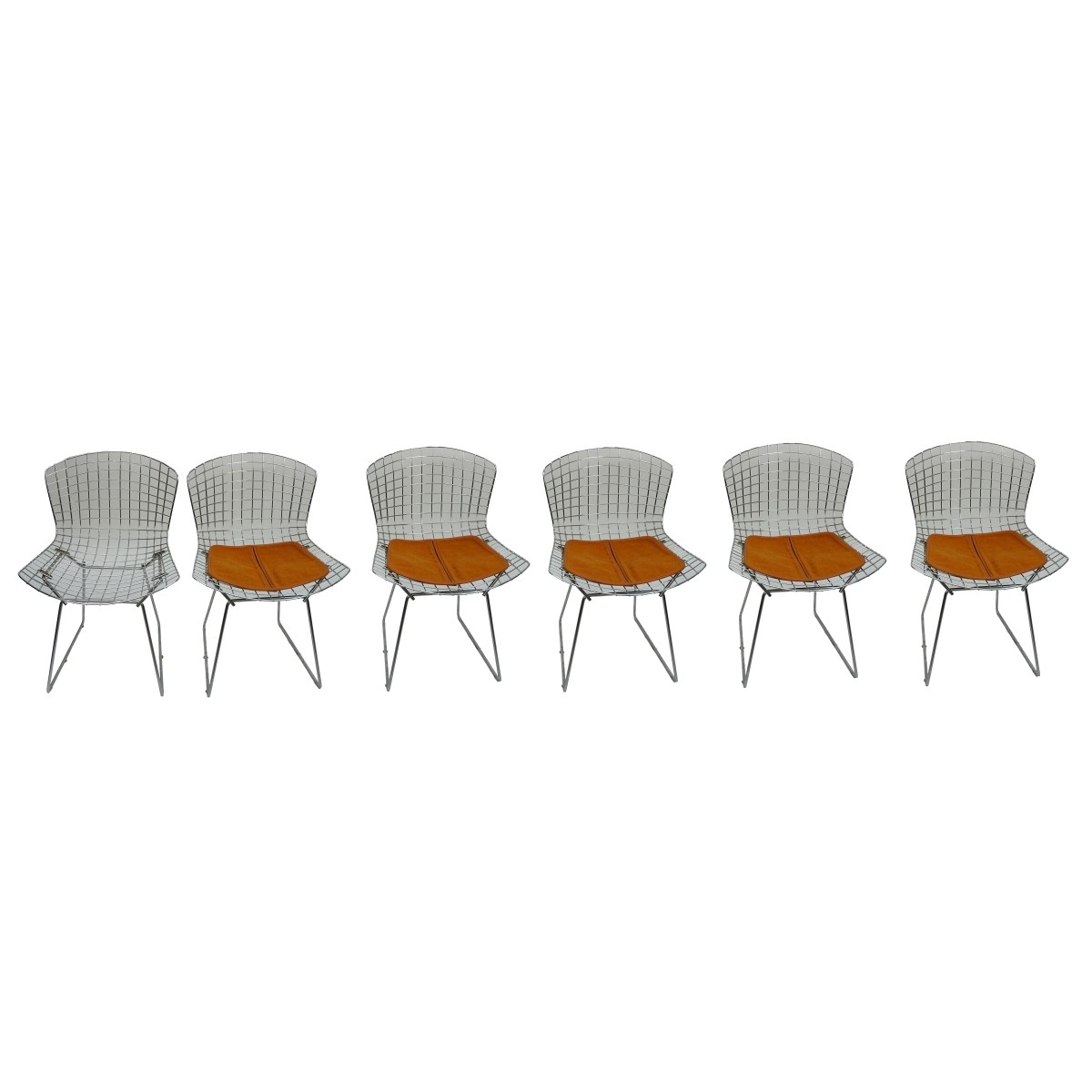 Bertoia Design Knoll Chairs