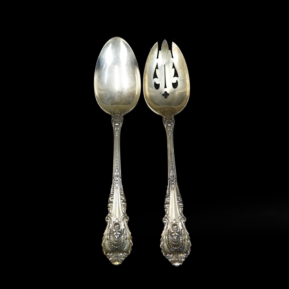 "Wallace ""Sir Christopher"" Serving Spoons"