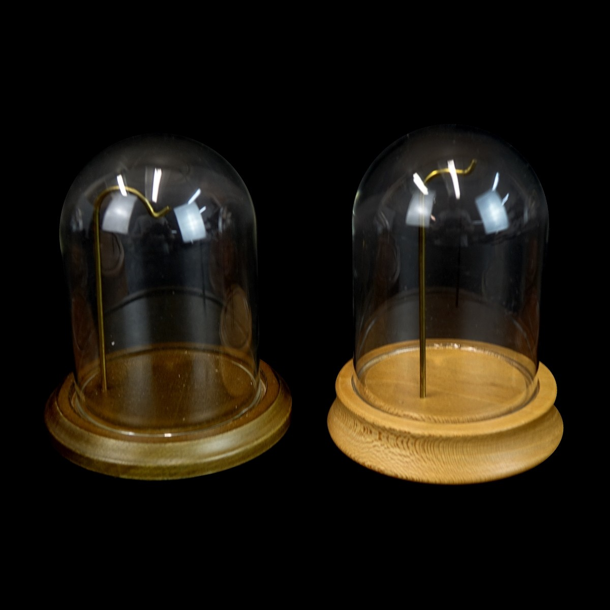 Collection of Pocket Watch Cloches