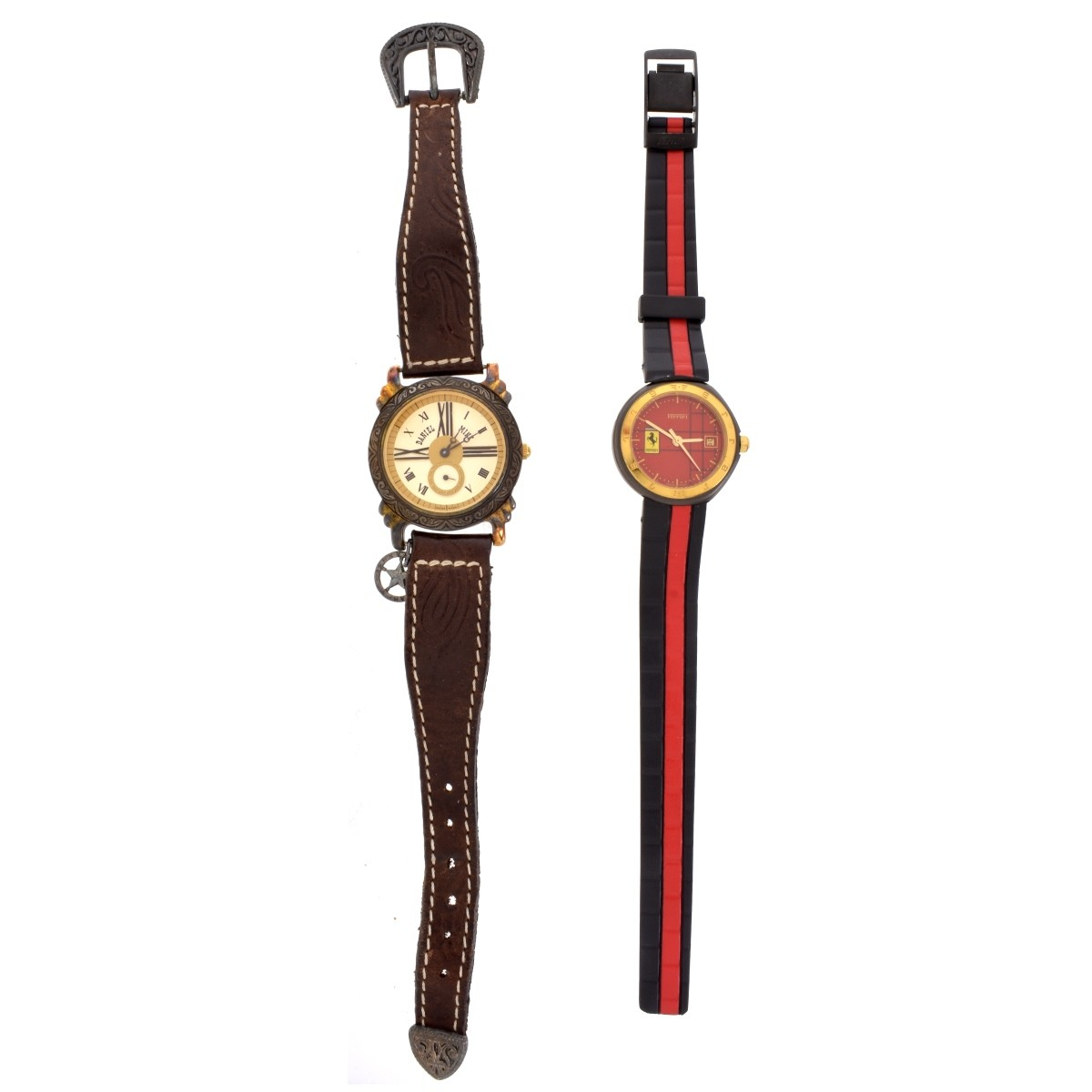 Two Lady's Watches