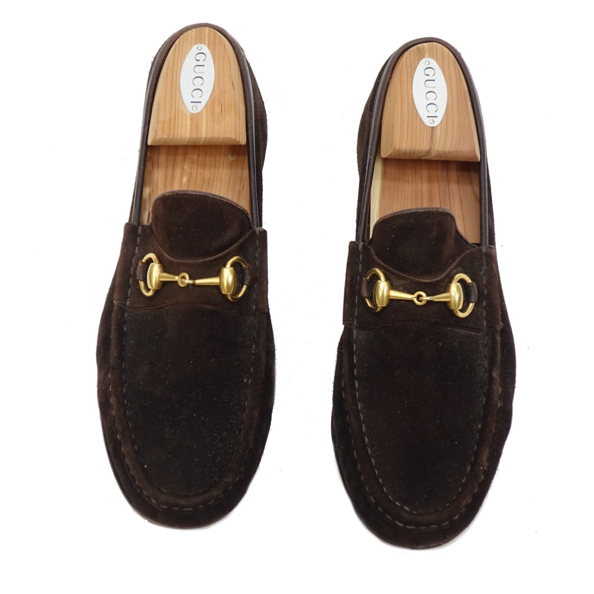 Gucci Loafers and Shoe Stretchers
