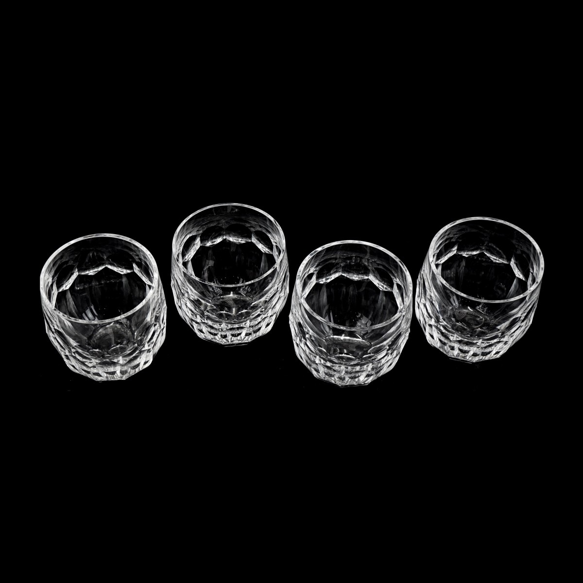 Waterford Curraghmore Old Fashioned Glasses