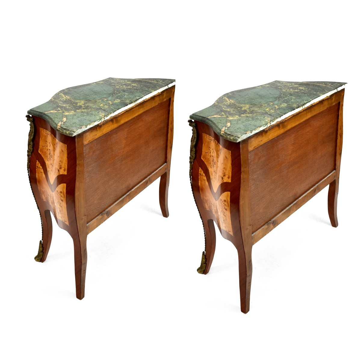 Pair of 20th C. Chest of Drawers