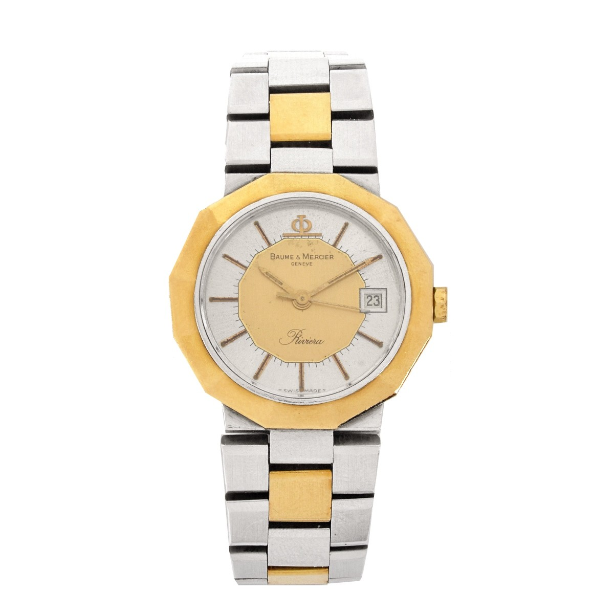 Lady's Baume & Mercier Riviera Watch