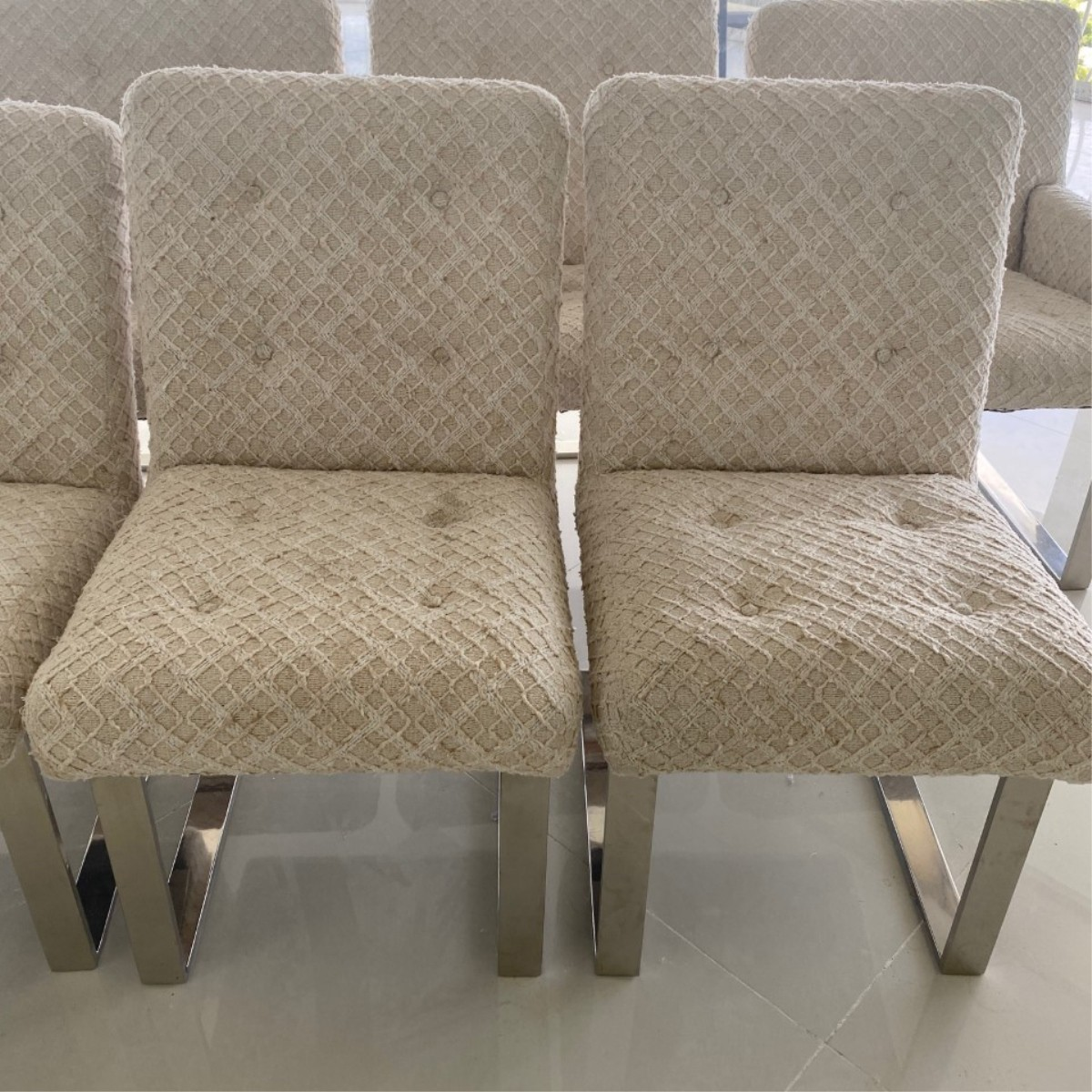 (11) Paul Evans Dining Chairs
