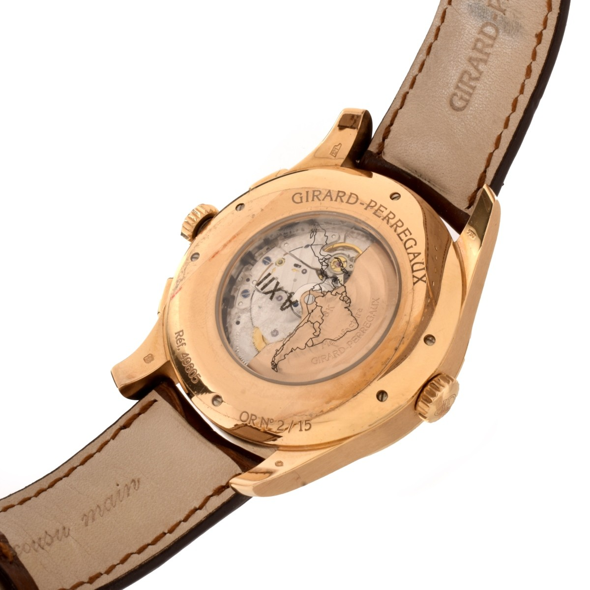 Girard-Perregaux Watch