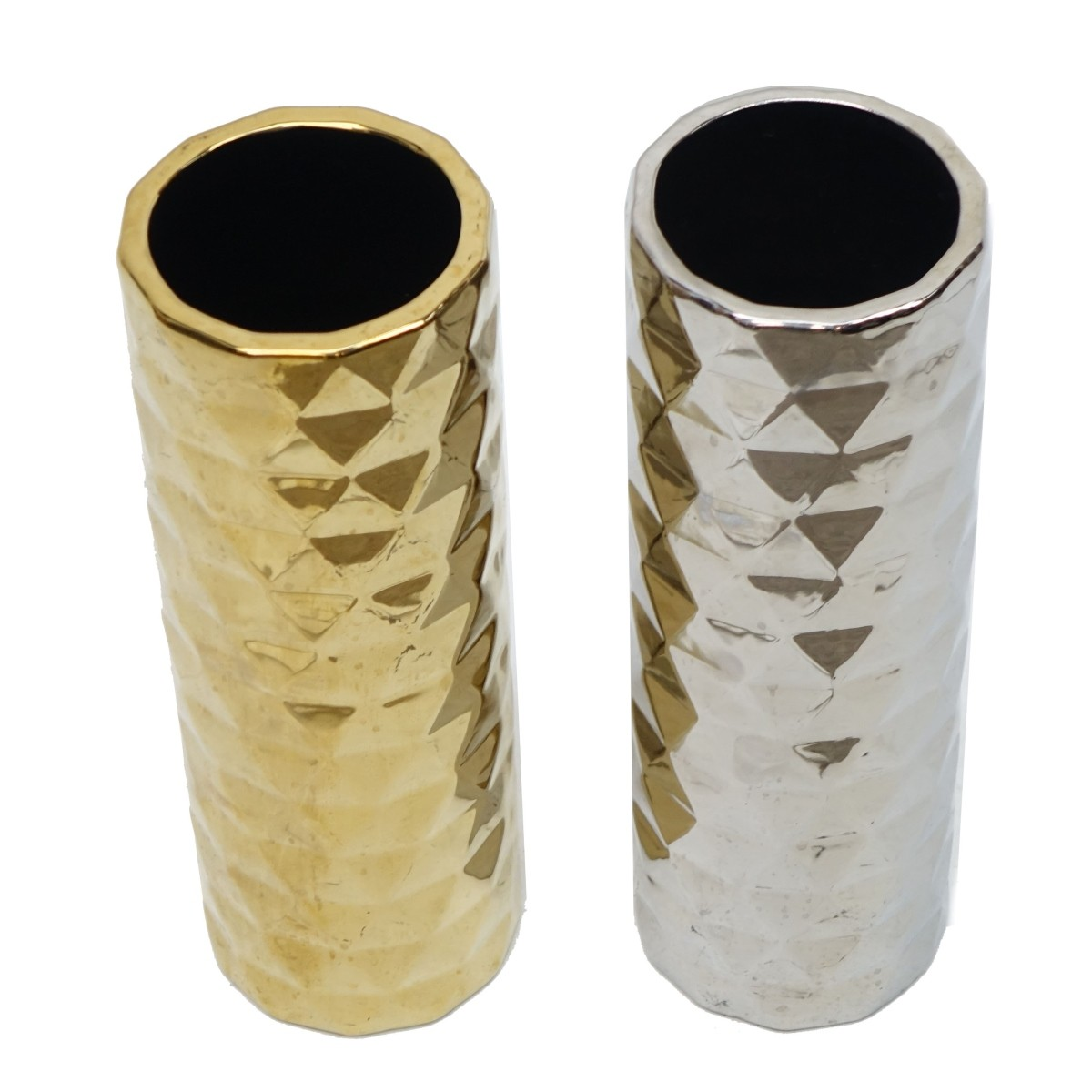 Pair of Modern Decorative Vases