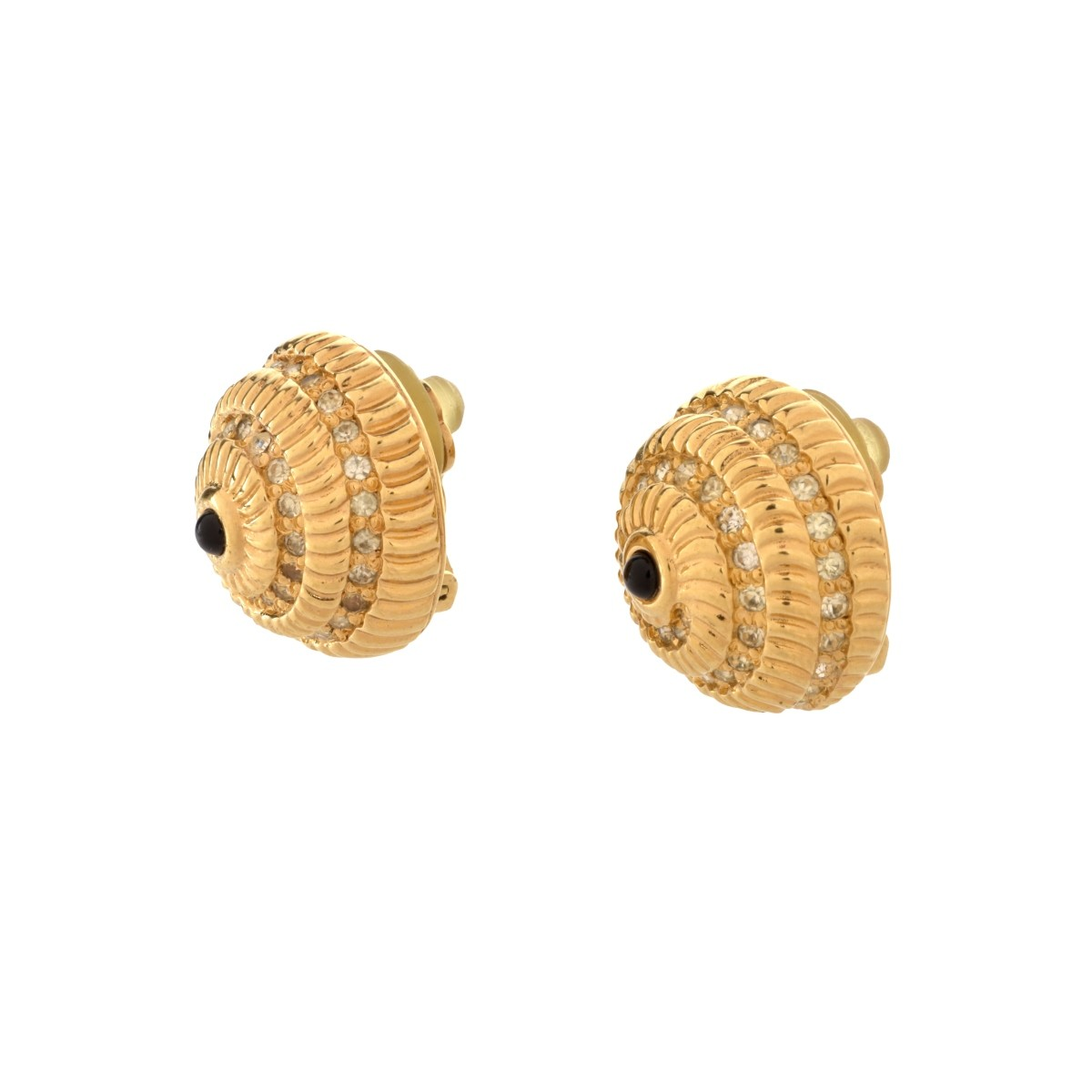 Judith Leiber Earrings