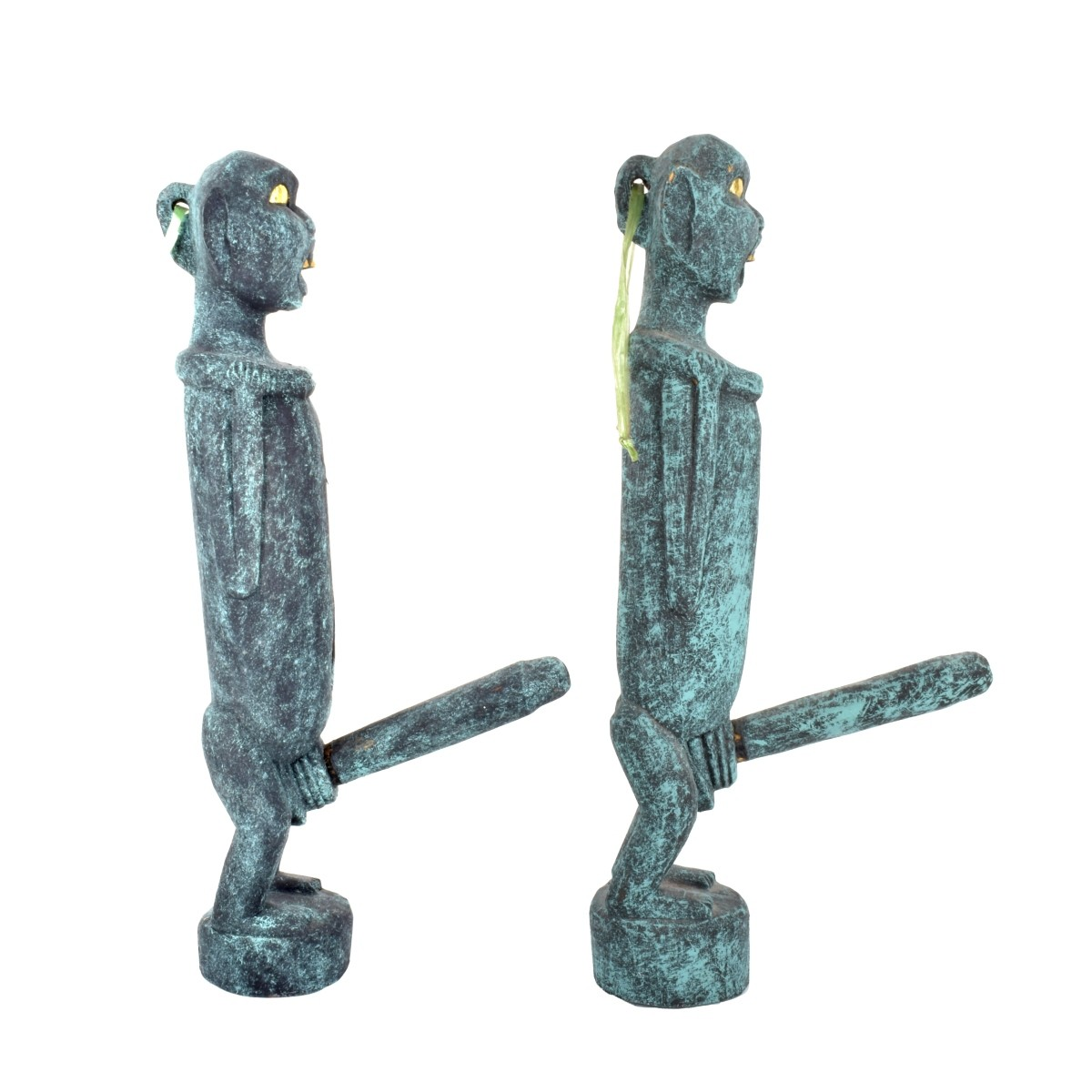 Pair of Fertility Figures