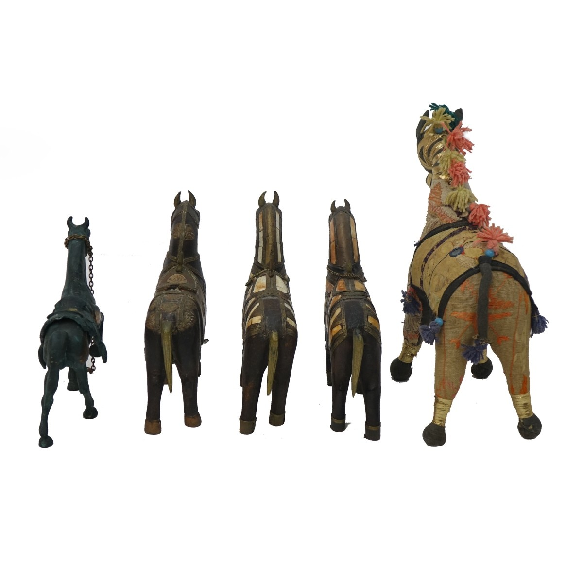 Assorted Horse Figures