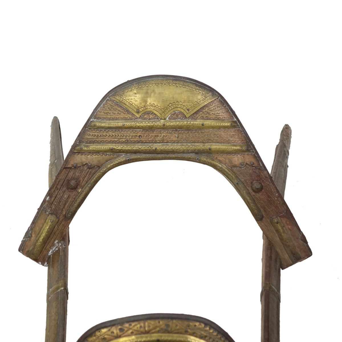 Middle Eastern Camel Saddle