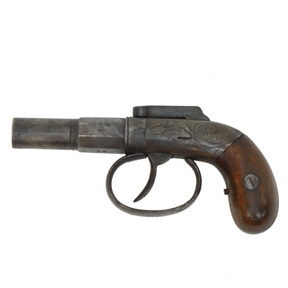 Antique Blunt & Syms Pistol