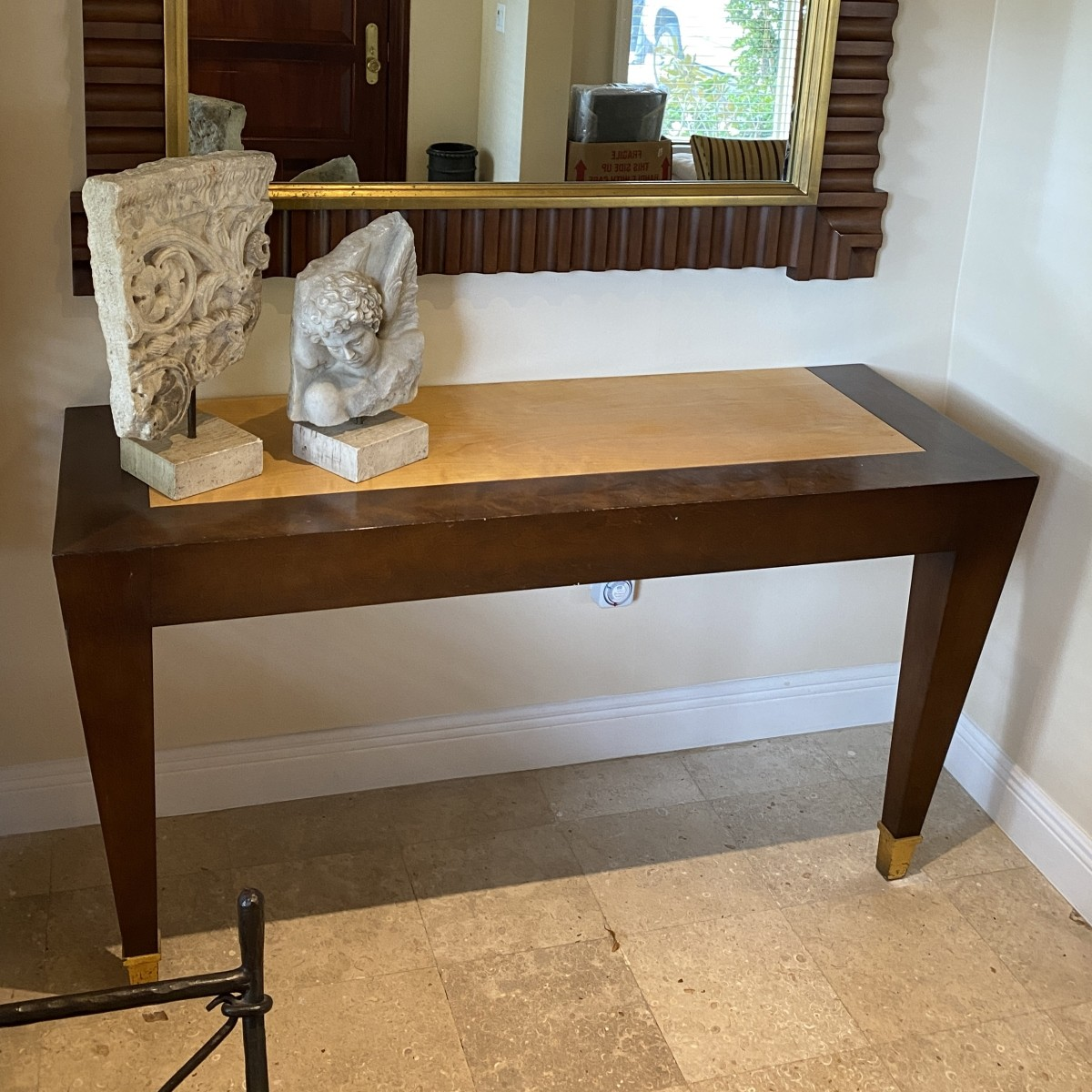 John Hutton For Donghia Console Table