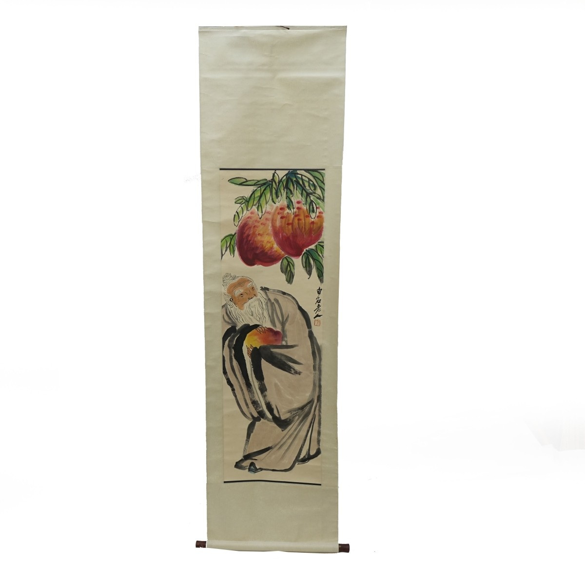 20th C. Chinese Scroll Painting